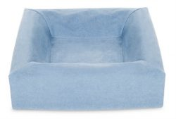 Bia bed cotton hoes hondenmand blauw
