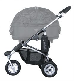 Airbuggy frame dome2 set zilver