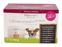 Herrmanns selection dog multipack pouches (7X150 GR)